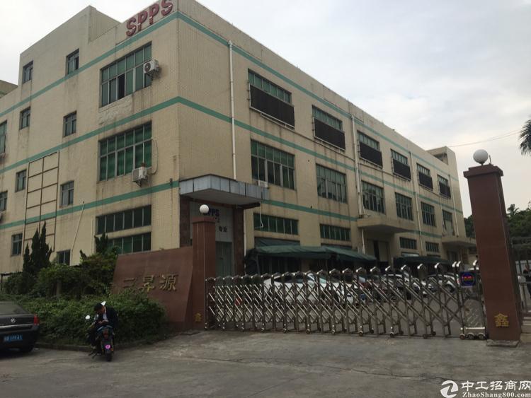 福永地铁口6000平米红本独院厂房出租
