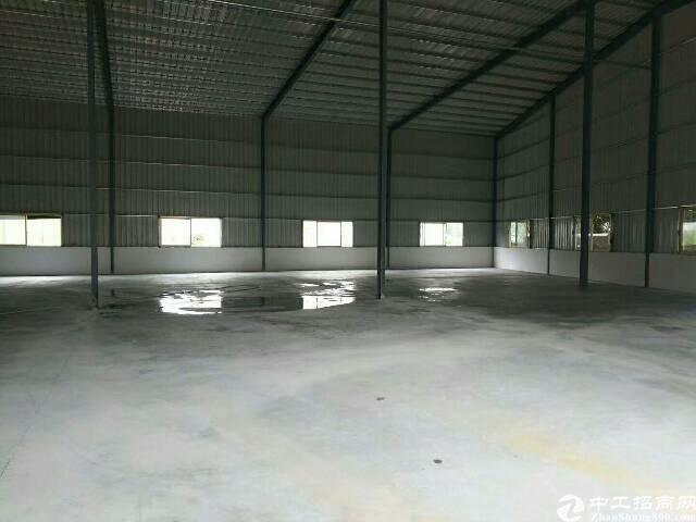 福永8000平方全新厂房