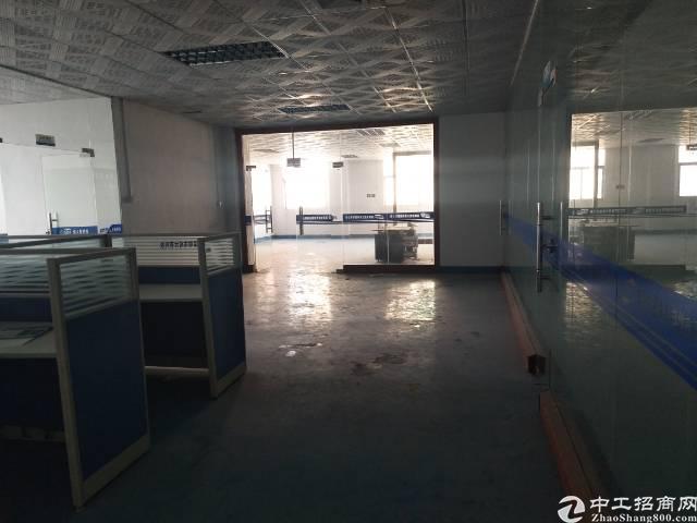 福永新和沿江高速路口附近楼上2500平米带装修