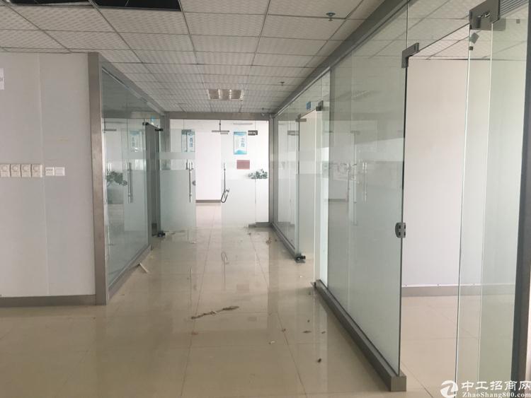 大浪商业中心华昌工业区2楼精装修厂房招租