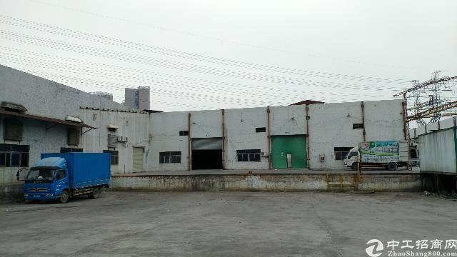 松岗地铁站旁新出原房东大小标准钢构16000平方现低价出租