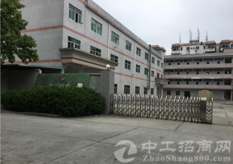 东莞市茶山镇独院含宿舍厂房6000平出租 独立变压器