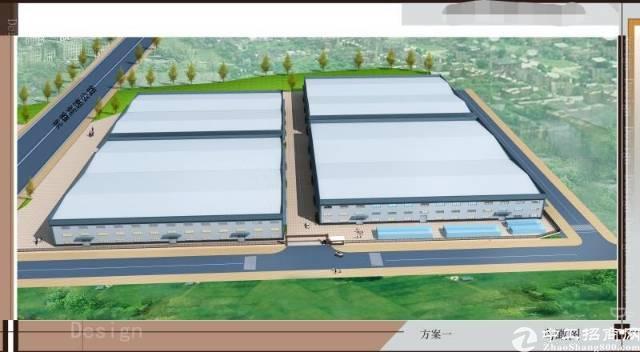 番莞高速东部桥头出口12米滴水重工业厂房