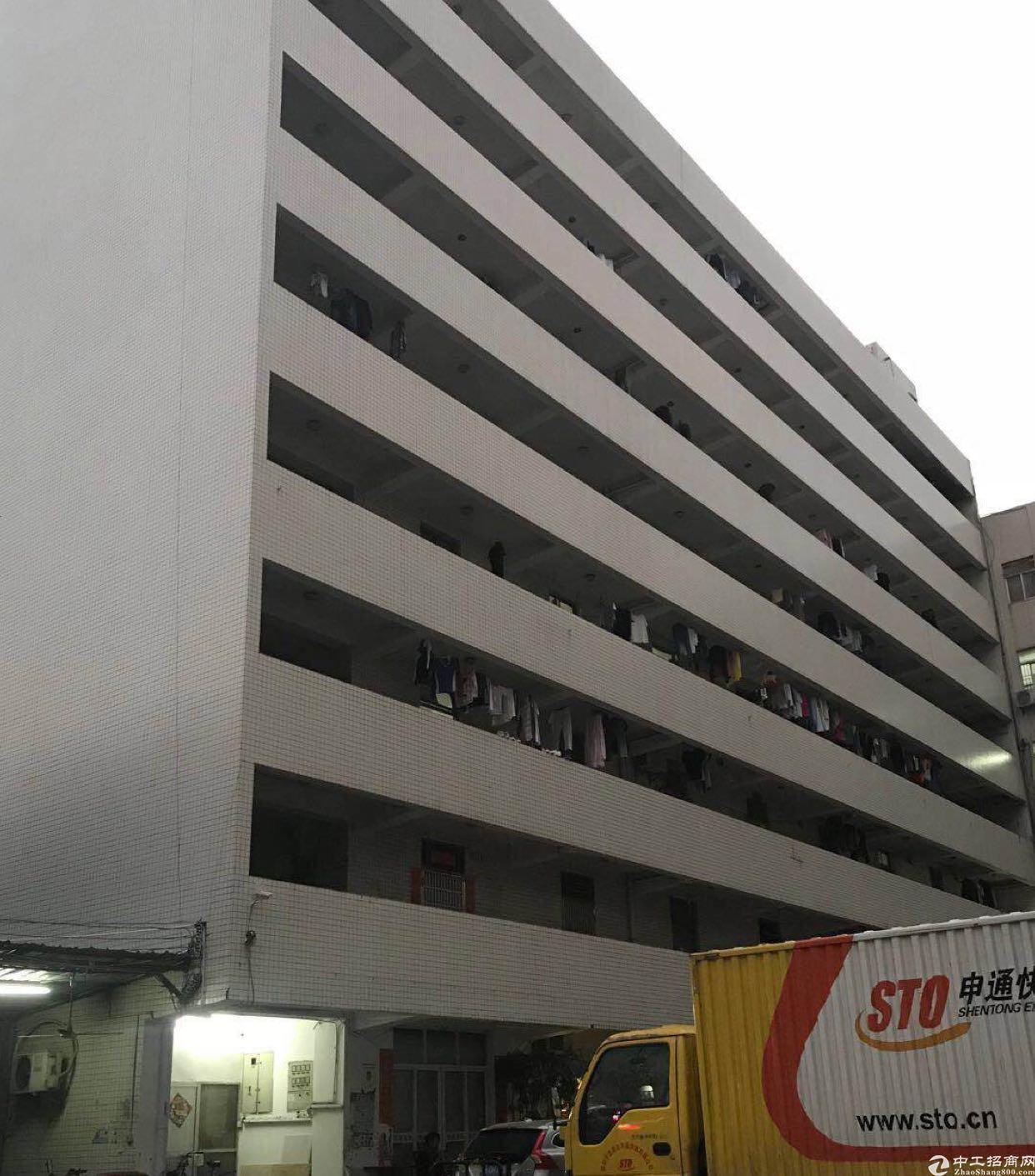 布吉新出可做公寓宿舍楼3003平实际面积10年合同