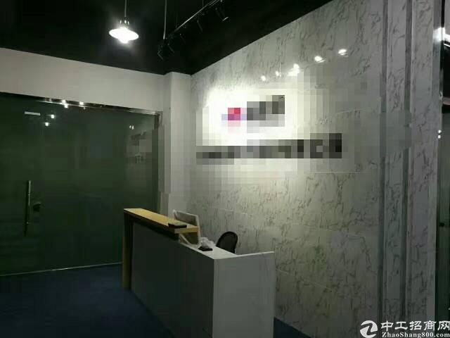 龙胜地铁口新出厂房办公室640豪华装修免转让费