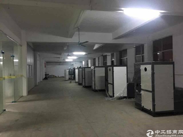 望牛墩下曹4楼有电梯800平方租6500元水电齐全