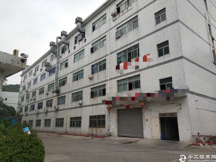 龙岗 横岗永湖地铁口附近厂房1楼1200平出租