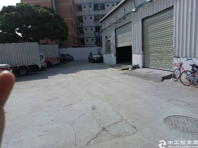 清湖汽车站后面1楼钢构