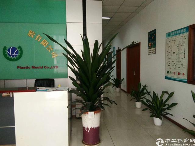 福永福海工业区一楼1500平带牛角六米高