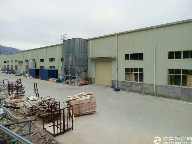 惠州惠阳博深高速路口附近新出钢构厂房1800平方出租