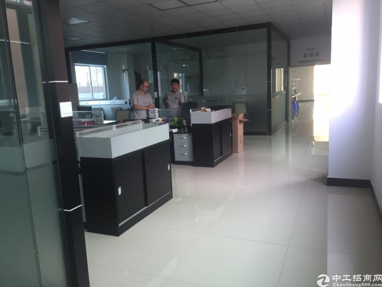 (出租)福永新出楼上700平米,400平米(精装小面积)-图2