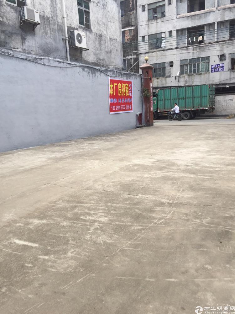广州新塘9000方厂房出租