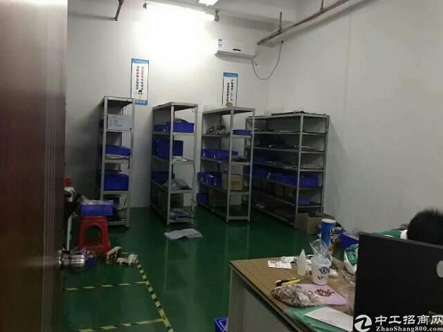 龙华大浪新百丽附近伟华达工业区新出厂房700平米豪华装修免转