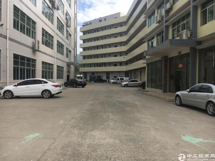 横岗简龙村沙荷路旁3楼厂房1500平方