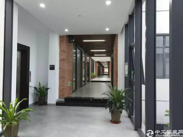 横岗 地铁站附近412平方精装修修现成办公室写字楼出租!