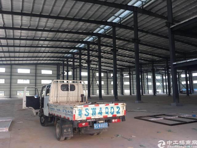 桥头镇新出独院厂房12米高单一层65000平方出租