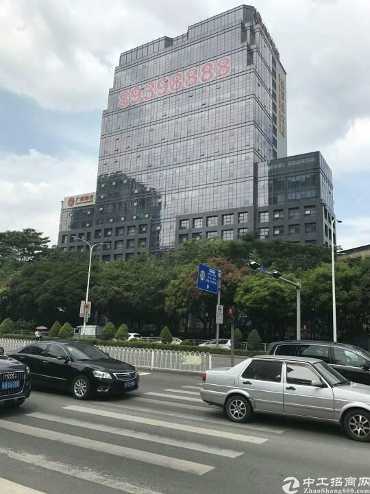 横岗地铁口写字楼20000平方出租