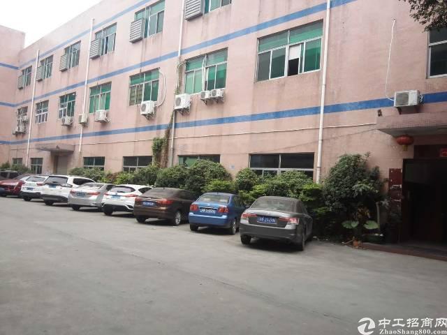 龙华新出1楼1700平方带行车厂房