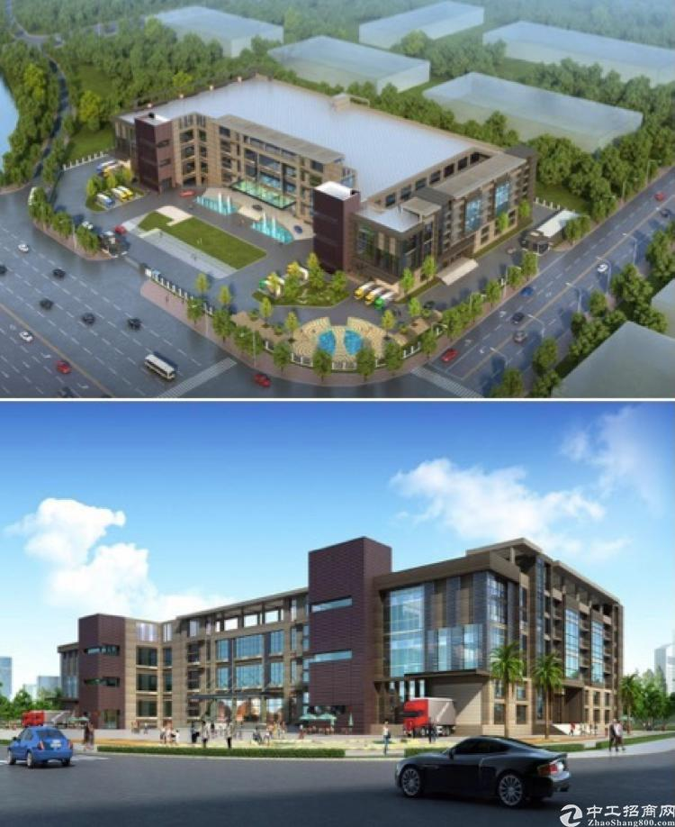 江门新区工业园标准厂房独院30000平米出租