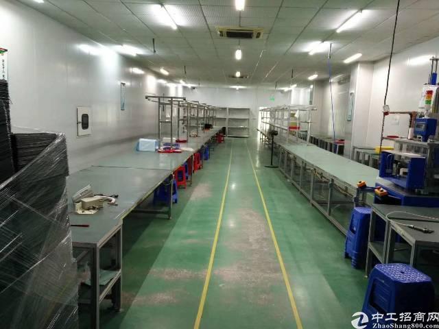 沙井宝安大道边新出精装修带无尘厂房1500平-图6
