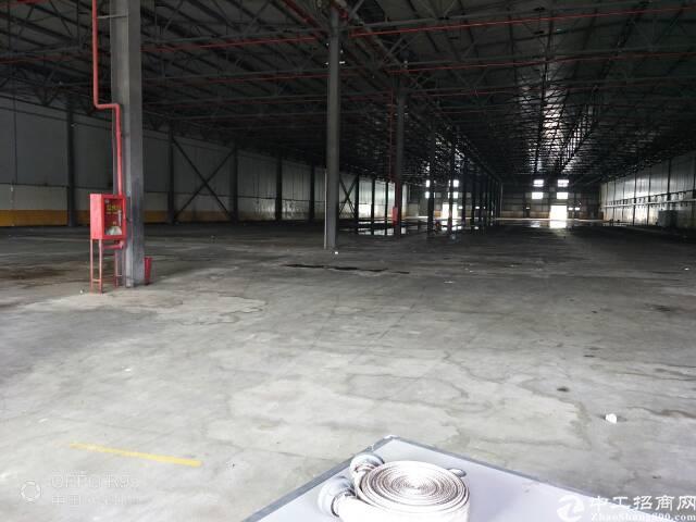 坪山大工业区全新钢构厂房3800平米出租,