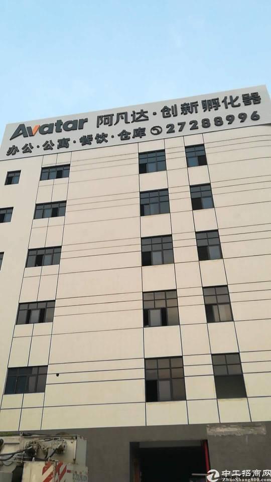 沙井107国道附近形象高大上写字楼出租-图5
