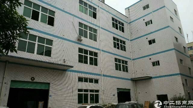 横岗荷坳 新出2栋2900平3600平独院厂房出租