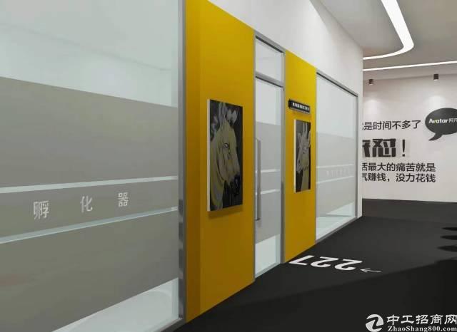 沙井107国道附近形象高大上写字楼出租-图3