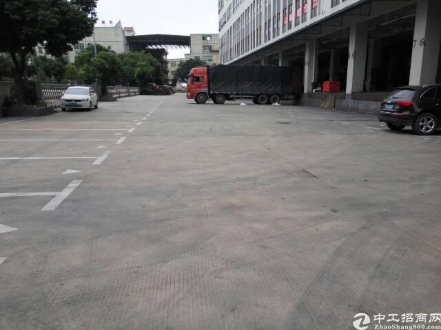 平湖物流园仓库3500平方招租