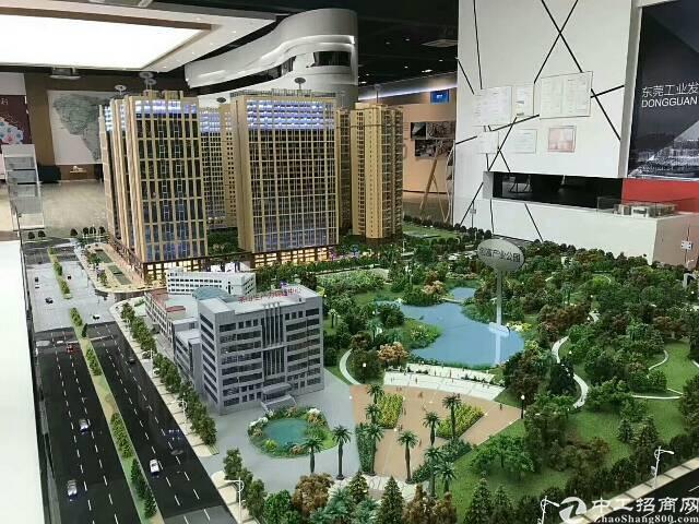 龙华深圳北站附近豪华装修甲级写字楼50~3000平。