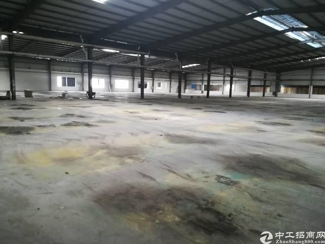 新塘牛仔城工业区8000平方厂房仓库出租