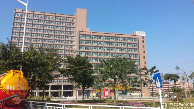 横岗六约社区沙荷路旁35000平方精装修可以做酒店办公