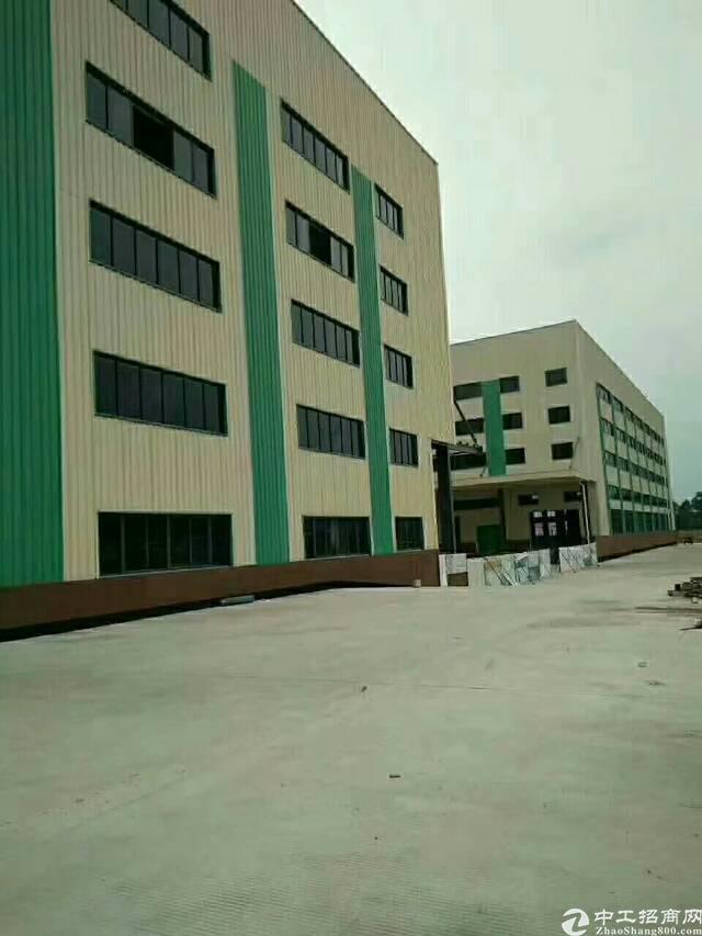 广州黄埔全新高端大气电商物流园5200平方招租