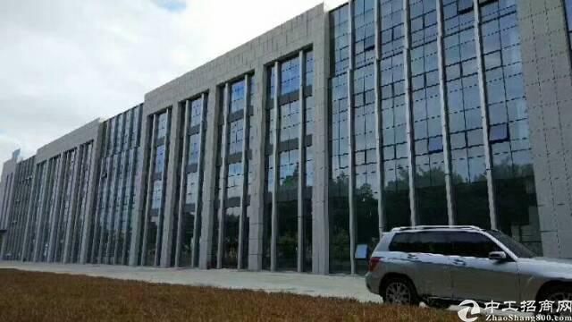 东莞松山湖高端大气厂房24000平方招租可分租