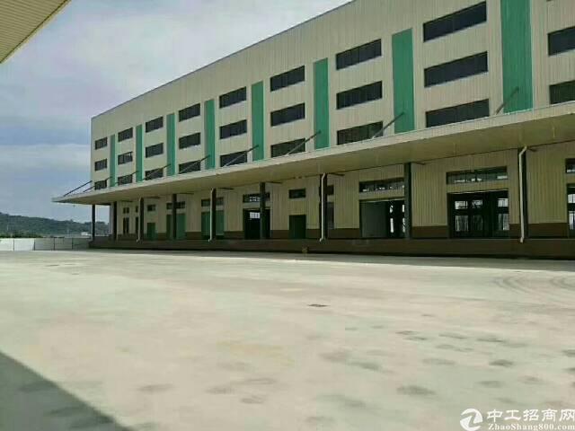 广州黄埔全新高端大气电商物流园5200平方招租-图2