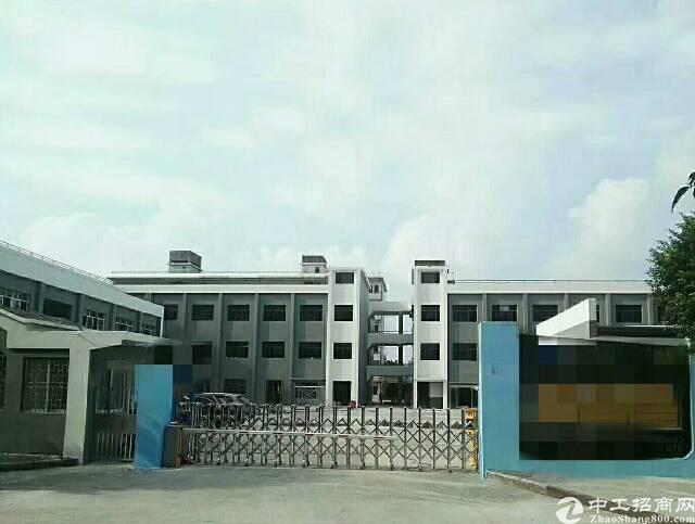 西乡固戍新出独栋厂房5400平方