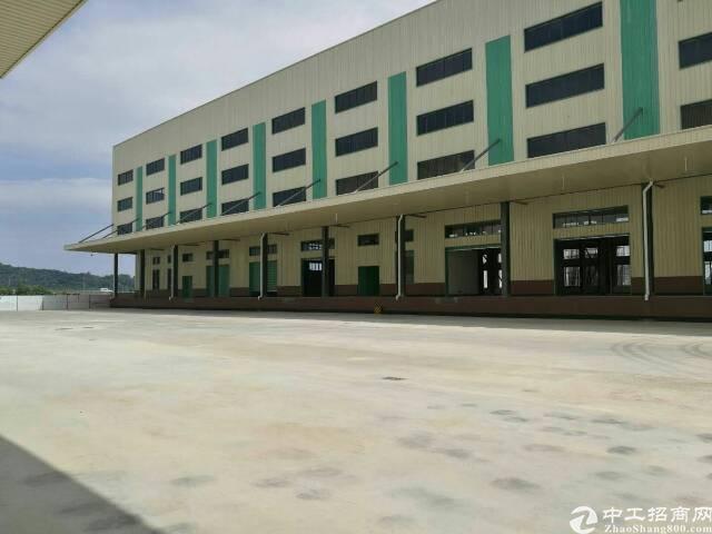广州黄埔标准物流园46000平方招租可分租