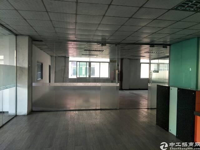 福永107国道边独门独院6000平米厂房出租-图2