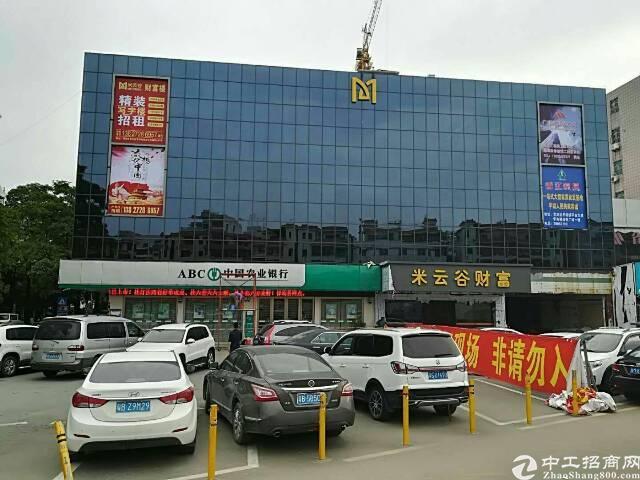 平湖华南城带红本装修写字楼100平方米起租