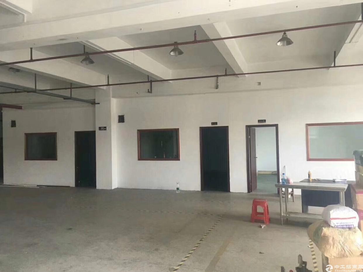 清溪新出带消防喷淋厂房1800平米出租