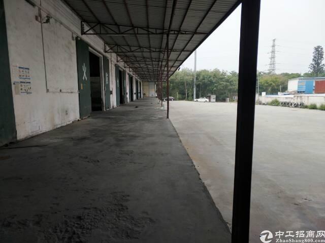独院钢构仓库招租19500平方,10米高