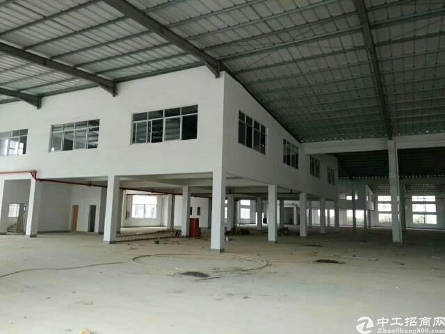 清溪镇原房东独院厂房6500平