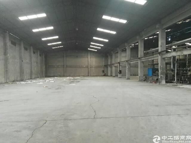 高埗镇工业园区内单一层铁皮房出租