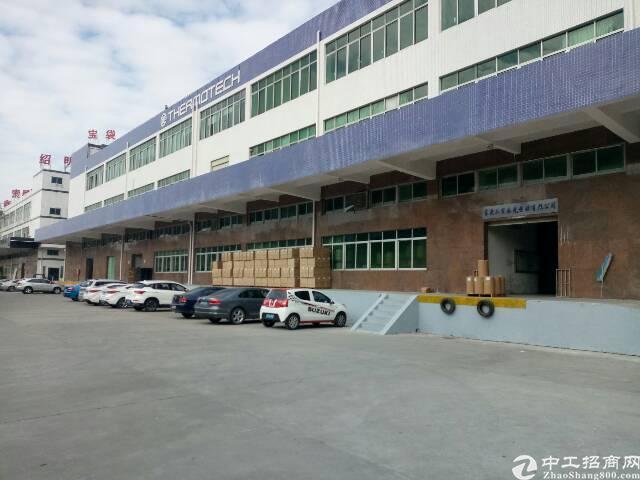 常平镇楼上厂房3500平方精装修带无尘车间厂房招租
