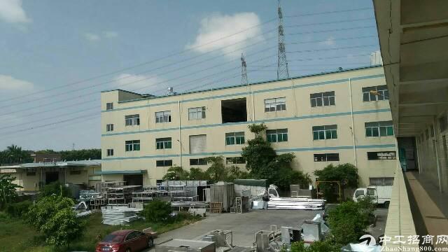 常平司马村独院厂房5100平米宿舍1800平米招租
