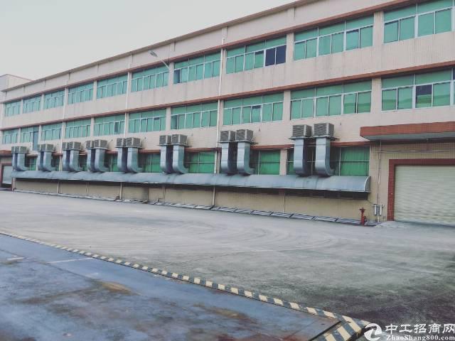 沙井共和工业区新出独院厂房7500平米出租