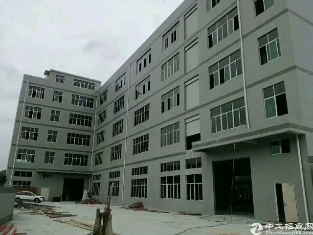 秋长独院新厂房12800平共五层整租10元