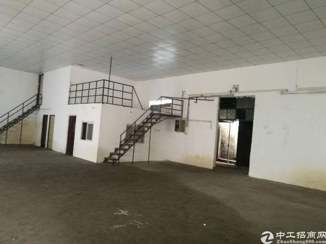 布龙路杨美地铁旁一楼仓库560平
