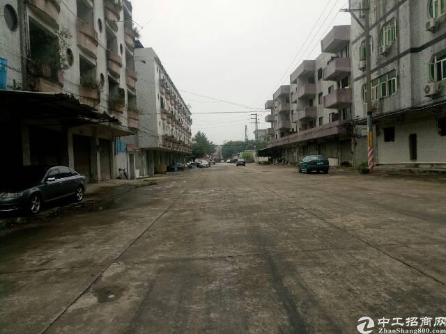 黄江镇超靓一楼铺面式厂房可做厂房仓库!