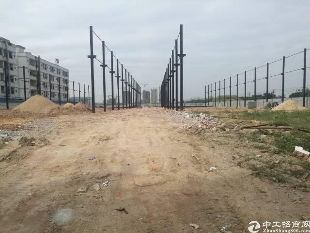 石排镇11米高钢构厂房8千方出租